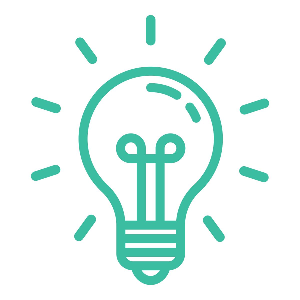 lightbulb - icon