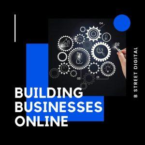 Building Businesses Online Property 12-week programme